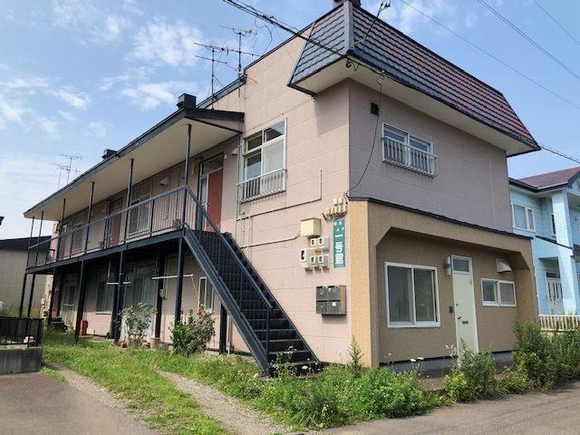 松永アパート