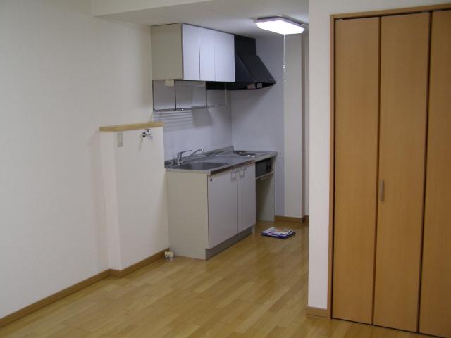 リビングキッチン
